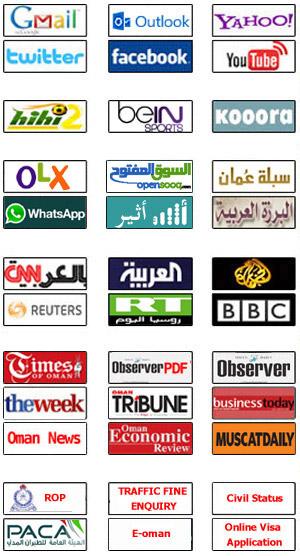 Oman Web Directory